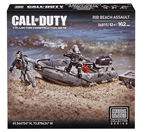 Mega Bloks 06815U - Call Of Duty RIB Beach Assault