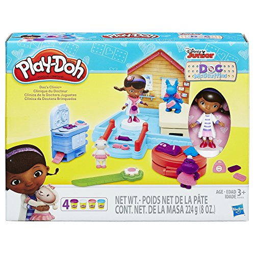 Play-Doh Doc's Clinic Featuring Disney Doc McStuffins by Play-Doh