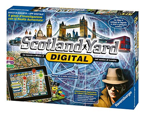 Ravensburger 26672 - Scotland Yard Digital