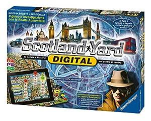 Ravensburger Scotland Yard Digital Niños y Adultos Deducción - Juego de Tablero (Deducción, Niños y Adultos, 60 min, Niño/niña, 10 año(s), 99 año(s))