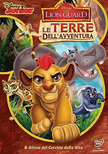 The Lion Guard Le Terre DellAvventura