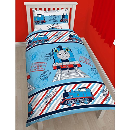 Thomas the Tank Engine Adventure Single Duvet Cover Set by Thomas &...