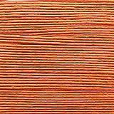 Baumwollkordel, gewachst 1mm stark, 20m weiss
