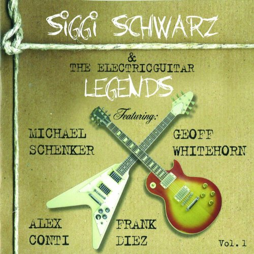 Siggi Schwarz & the Electric Guitar Legends (feat. Michael Schenker, Geoff Whitehorn, Alex Conti, Frank Diez)