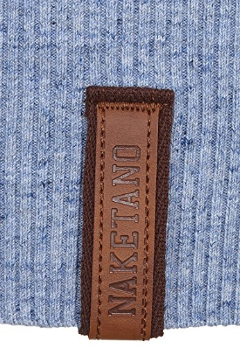 Naketano Female Knit Lustlosmuschi Natural Blue Melange