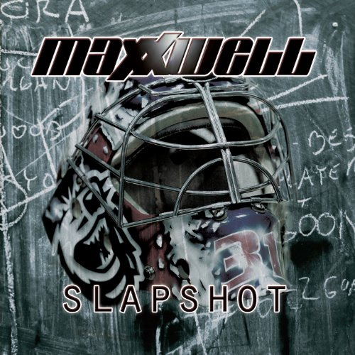 Maxxwell: Slapshot (EP) (Audio CD)