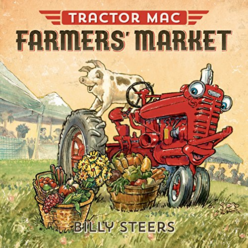 Tractor Mac Farmers' Market (English Edition) por Billy Steers