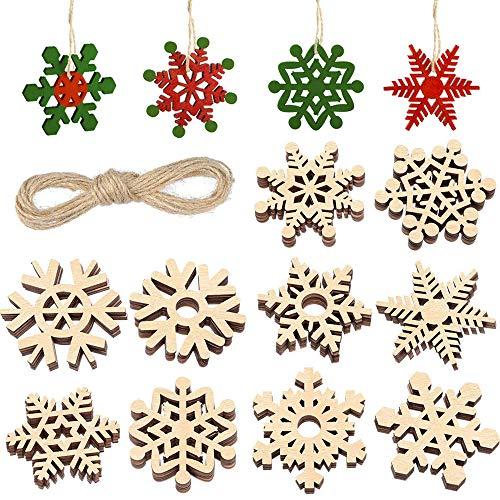 T-Antrix Wooden Snowflake for DI...