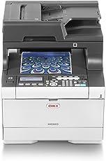 OKI MC563dn Drucker 17,78 cm (7 Zoll) Farb