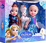 #2: PI World® Frozen Sister Elsa And Doll With Olaf