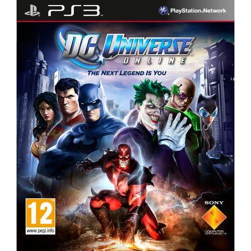 DC Universe Online (PS3) [Importación inglesa] 7