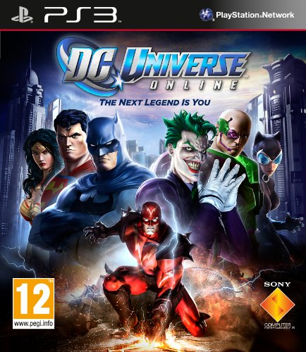 Price comparison product image DC Universe Online (PS3)