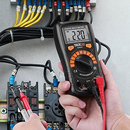 Tacklife Digital Multimeter DM02A
