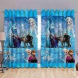 #8: HOMECRUST Digital Print Curtain Elegant Curtains