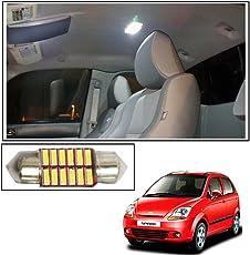 Vheelocityin 12 LED Roof Light Car Dome Light Reading Light For Chevrolet Spark