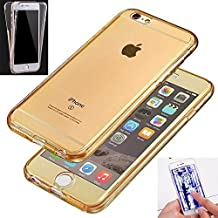 custodia iphone 6 dorata