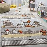 Paco Home Kinderteppich Kinderzimmer