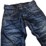JACK & JONES Boxy Powel JOS JJ 979 CORE Loose Fit Men Herren Jeans (W30/L32)