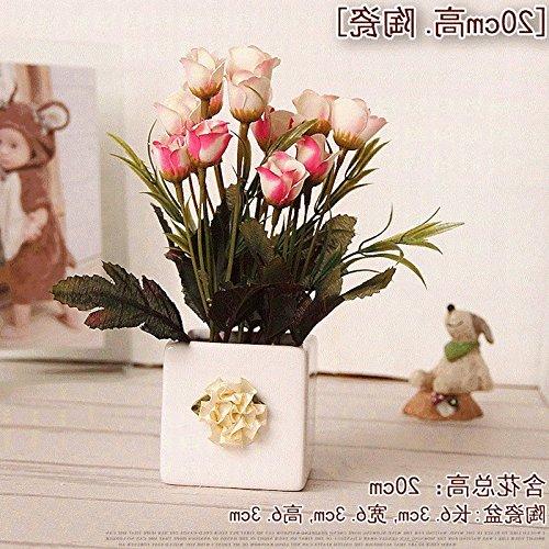 HL-Hzh - Neue Haus Trocken Blumen, Blume Weinstock Ornamente hängende Wand Tee, Av