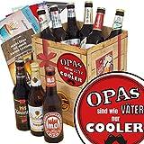 Opas sind wie Väter nur cooler | Bier Geschenk mit Ostdeutschem Bier
