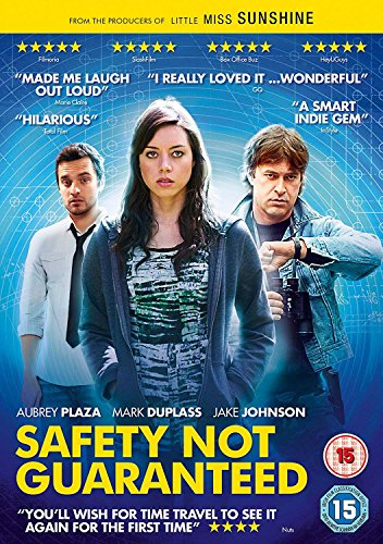 Safety Not Guaranteed (DVD) [UK Import]