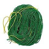 Matefield 1,8x 0,9m Garten und langlebigem Nylon-Gitter Net Stütze für Klettern Vine Pflanzen