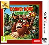 Nintendo Selects - Donkey Kong Country Returns 3D - Nintendo 3DS [Edizione: Regno Unito]