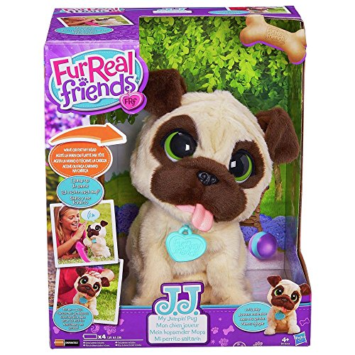 FurReal JJ My Jumping Pug Pet.