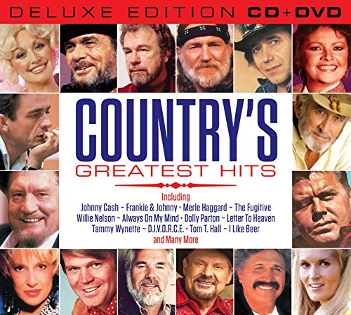 Country's Greatest Hits Collection (Deluxe Edition CD/DVD) (All Region DVD / NTSC Region 0)