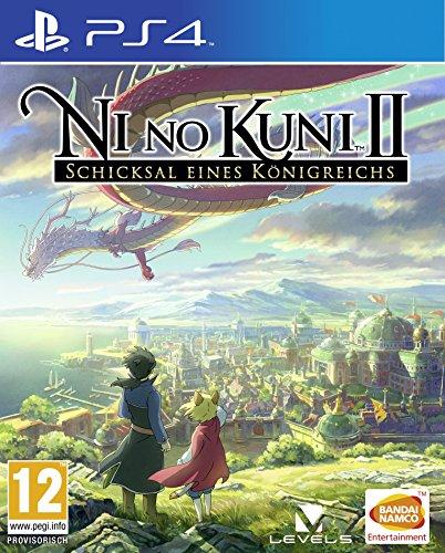 Ni No Kuni 2: Schicksal eines Königreichs – [AT-PEGI] – [PlayStation 4]