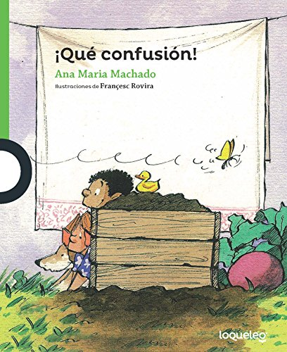 SPA-QUE CONFUSION / WHAT A MES (Serie Verde) por Ana Maria Machado