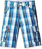 612 League Boys' Shorts (ILS16I13021_Blue_7 - 8 years)