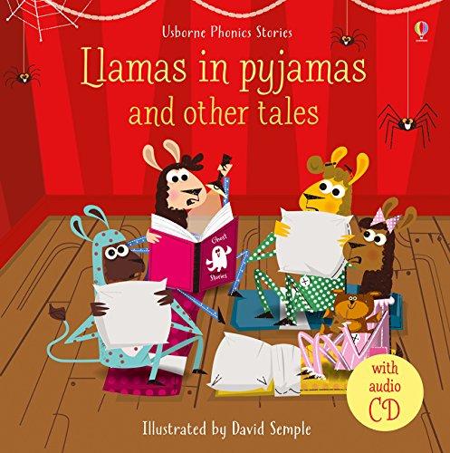 Llamas in Pyjamas and Other Tales. Book + CD (Phonics Readers)