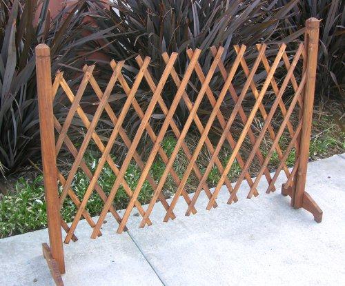Creation's Garden Natural Products, Inc Jardín Creaciones jb4710Extensible Instant Valla