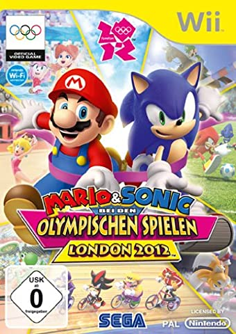 Mario & Sonic bei den Olympischen Spielen: London 2012