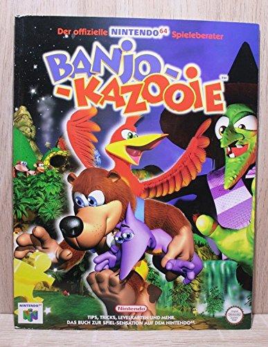 Banjo Kazooie (Lösungsbuch)