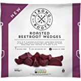 STRONG ROOTS Roasted Beetroot Wedges, 500 g (Frozen)