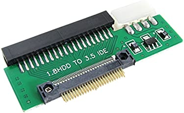 SLB Works 50 to 40 Pin IDE ATA HDD Converter Adapter C1A7