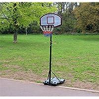 Genérico Soporte de baloncesto de ACKBOARD LE BASKETBALL PROFESSIONAL Tamaño completo ProFE NET HOOP ADJUSTABLE PORTÁTIL ADJUSTABLE SIONAL FULL BACKBOARD