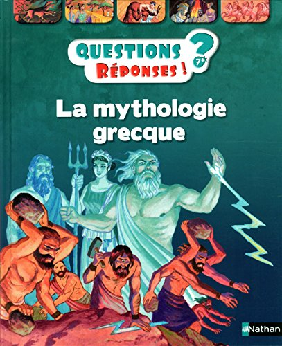 La mythologie grecque - Questions/Réponses - doc dès 7 ans (41) par Hélène Montardre