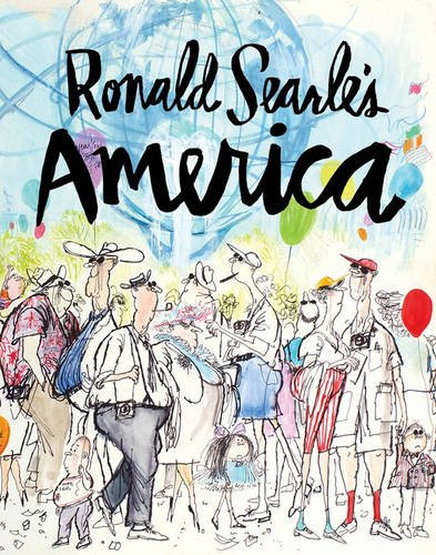 Ronald Searle America