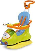 Chicco Quattro 4 In 1 Ride On Toy - Green And Blue