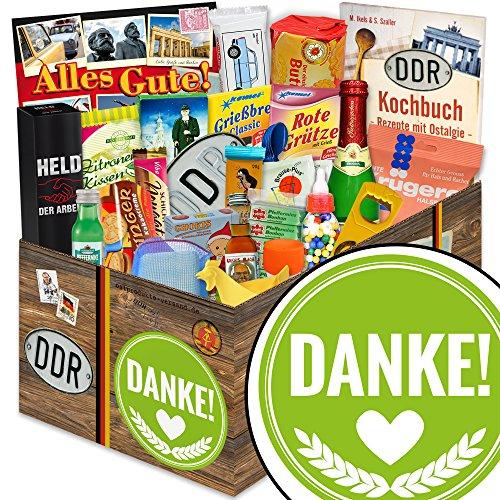 Danke Ostalgie Geschenkset 24tlg Geschenkbox Mit Ost