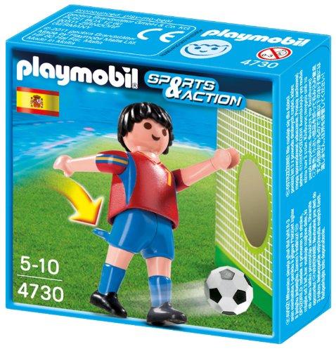 Playmobil 4730 - Fußballspieler Spanien