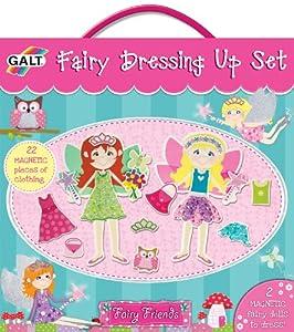 Galt Toys 1003634 - Fairy juego de recortables