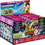 Yo-Kai Yo-Motion SEASON 2 Series 1 Medals - Case of 24 Blind Bags - 48 Random Medals by Yokai