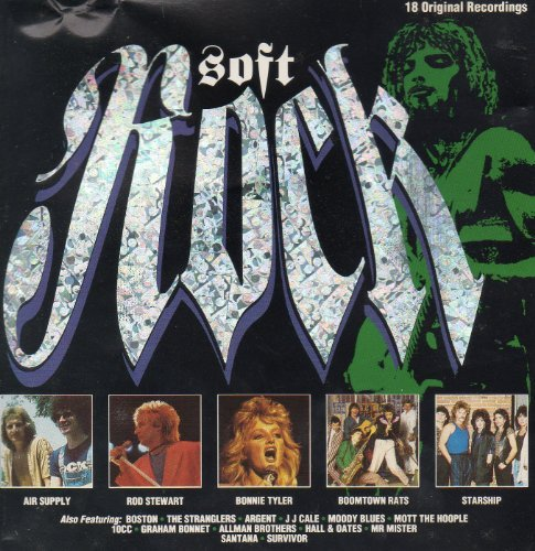 Soft Rock - 18 Original Recordings - Argent Music Box