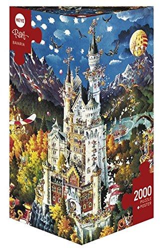 heye-29700-dreieckspuzzle-michael-ryba-bavaria-2000-teile