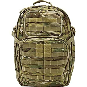 61GamijHtHL. SS300  - 5.11 Tactical RUSH24 Military Backpack, Molle Bag Rucksack Pack, 37 Liter Medium, Style 58601