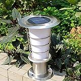 Les lumières solaires de pelouse, 60cm IP65 imperméabilisent la lampe de paysage /...